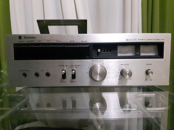 Tape Deck Technics Rs 610us / Sansui.akai.sony.marantz.denon