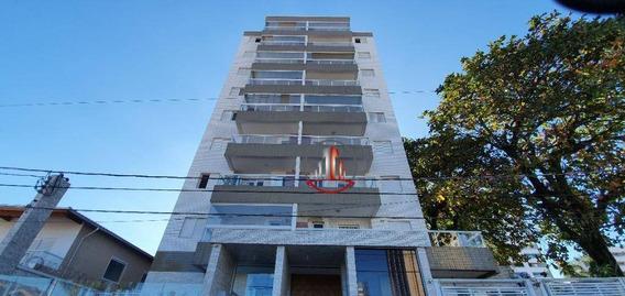 Excelente Apartamento De 1 Dormitório Próximo Ao Mar Em Praia Grande - Ap1858