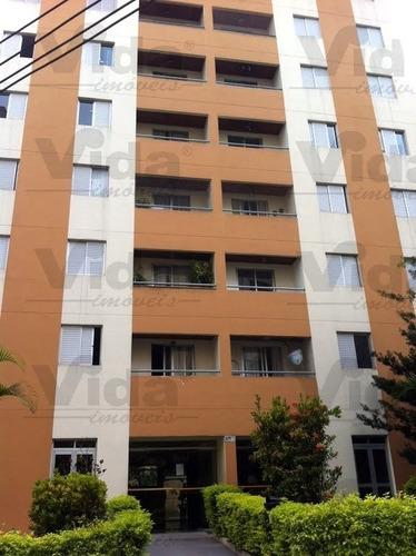 Apartamento Para Locação  Em Jardim Wilson  -  Osasco - 24107