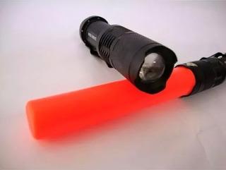 Lanterna Led Swat Com Sinalizador 20000w Recarregável Zoom