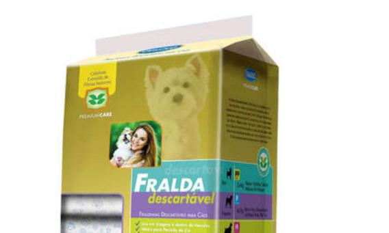 Fralda Para Cachorros M
