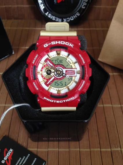 Relógio Casio Gshock Modelo Ga-110 G-shock