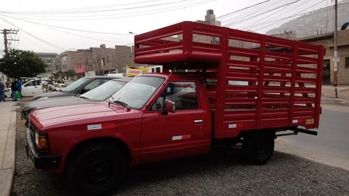 Datsun Camioneta Mecanica