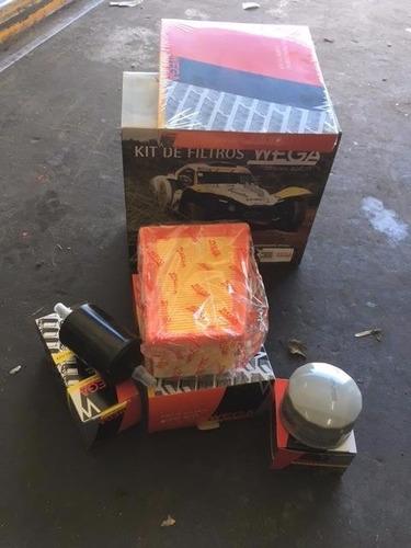 Kit Filtros Duster 1.6 4 Filtros Wega - Zona Norte