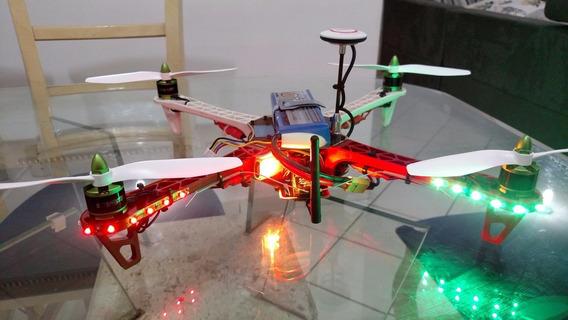 Drone Dji Naza M F450 Completo Com Fpv E Telemetria