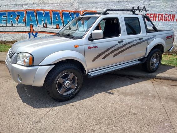 Nissan Frontier 2014 2.4 Le 4x4 Mt