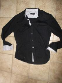 0de6358f64 Camisa Entallada Con Dibujo Hombre - Ropa y Accesorios en Mercado ...