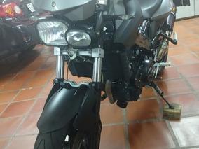 Bmw F800 R 2012 U.dono Raridade Baixissima Km = 0k