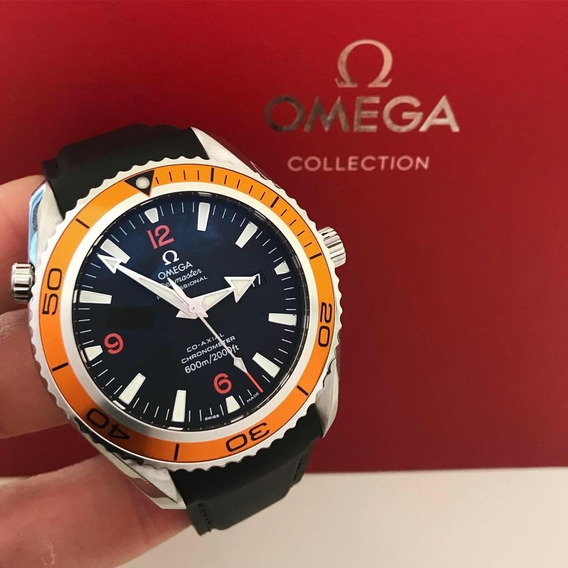 Omega Seamaster Planet Ocean 45mm Impecável