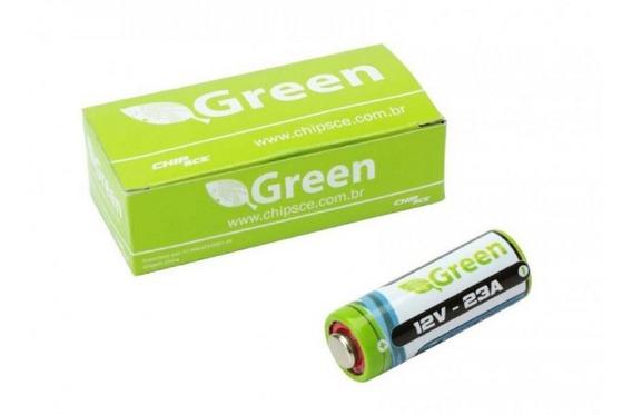 Bateria 12v 23a Alcalina Green Caixa Com 50 Unidades