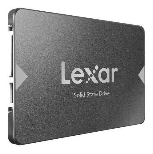 Hd Ssd 128gb Lexar 2.5 Sata 6 Gb/s Lns100-128rbna