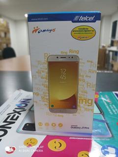 Galaxy J7 Pro Dorado Oferta Pocas Piezas, Sellado Nuevo