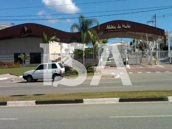 Terreno Venda Itapeva Votorantim,condomínio Aldeia Da Mata. Terreno Com 300 M² Plano, Excelente Localização Próximo A Portaria. - Tc00694 - 3126869