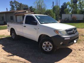Toyota Hilux 2.5 Td Cabina Simple Blanca