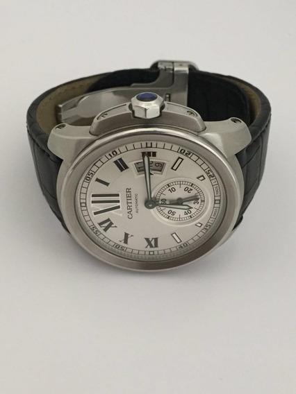 Relógio Cartier Calibre Micro Uso Impecável.