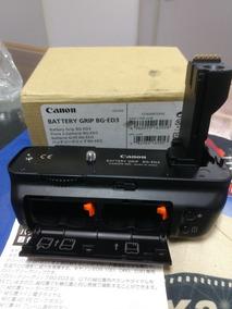 Acessórios Para Câmeras Canon Bg-ed3 Grip