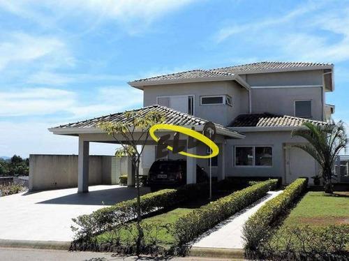 Casa Com 4 Suítes À Venda, 407 M² Por R$ 2.850.000 - Vintage - Cotia/sp - Ca4490