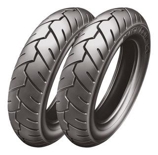 Llanta Michelin 3.50 - 10 S1 59j Tl/tt Rider One