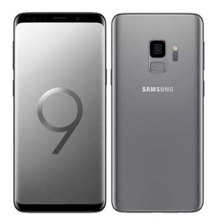 Samsung Galaxy S9 G9600/ds 128gb Tela 5.8 Cinza Vitrine