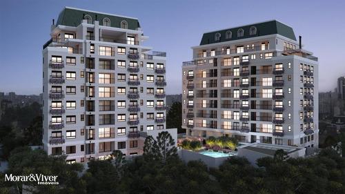 Imagem 1 de 15 de Apartamento Para Venda Em Curitiba, Alto Da Glória, 2 Dormitórios, 1 Suíte, 2 Banheiros, 2 Vagas - Ctb3067_1-1810868