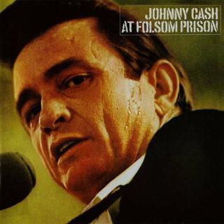 Johnny Cash At Folsom Prison Cd Importado + Bonus Nuevo