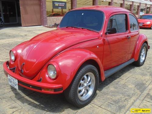 Volkswagen Escarabajo - Sincronica