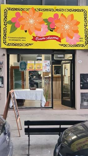 Vendo Negocio Gastronómico En Caballito, Especial P/delivery