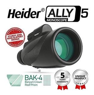 Heider Ally5 Monoscope 12x50 Alcance Monocular Compacto Impe