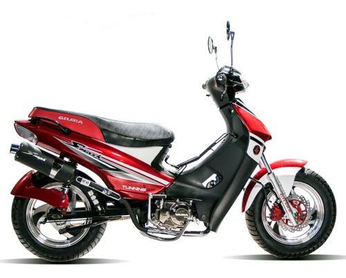 Gilera Smash 110cc Tuning Full Motozuni