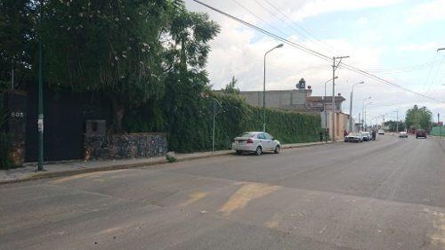 Venta De Terreno Con Construcción En Santa Maria Tonantzintla