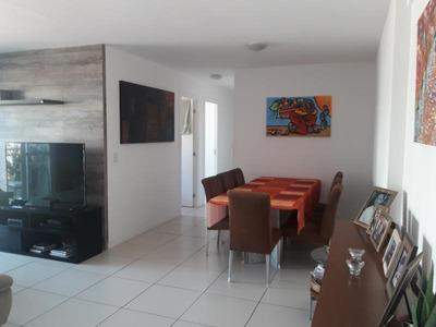 Apartamento Para Venda Em São Luís, Ponta Do Farol, 3 Dormitórios, 1 Suíte, 3 Banheiros, 2 Vagas - 1002/18
