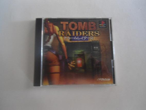 Tomb Raider Pst Japonês Original - Frete 15