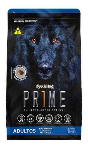 Imagem 1 de 2 de Ração Special Dog Prime - Adulto