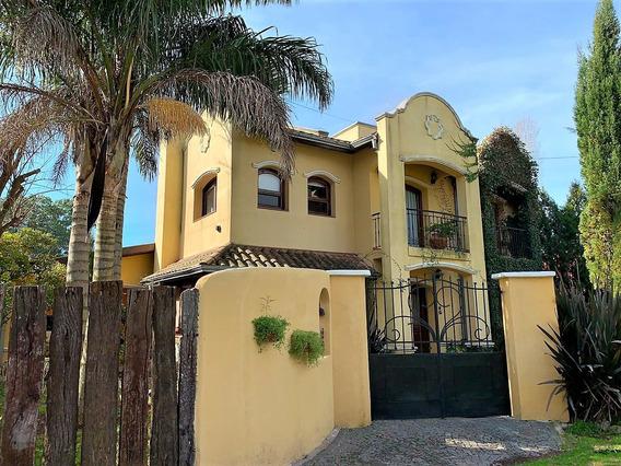 Maravillosa Residencia Estilo Colonial Español