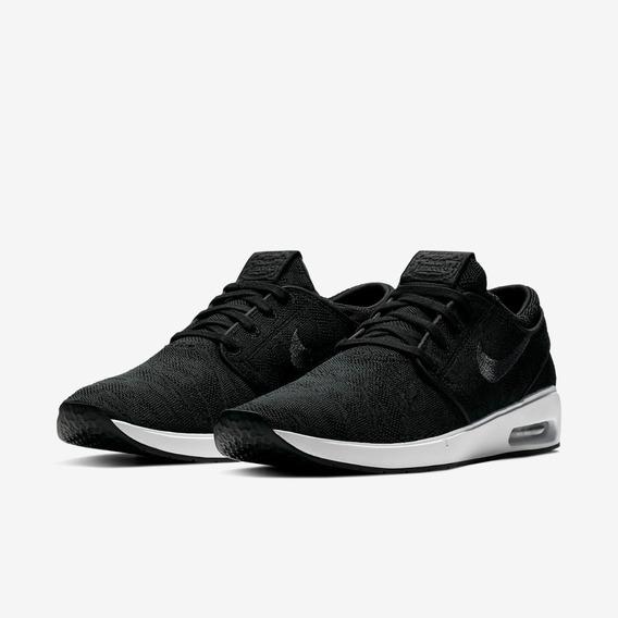 Nike Sb Air Max Stefan Janoski 2/negro