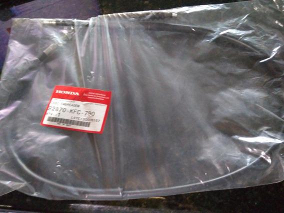 Cabo Embreagem Honda Xlr 125 Original Novo