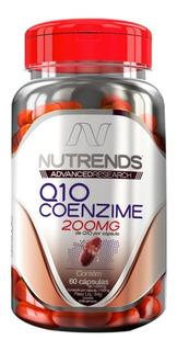 Q10 Coenzima 60 Cápsulas Coq10 - Nutrends