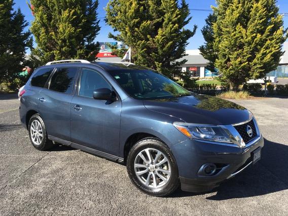 Nissan Pathfinder Sense Ta / Aac Mva 21318555