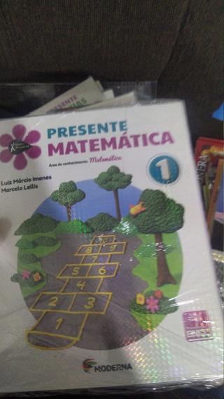 Livro Presente Matemática 1