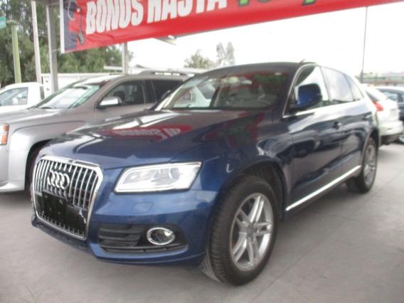 Audi Q5, Automatico, Pantalla, Color Azul, Modelo 2014,