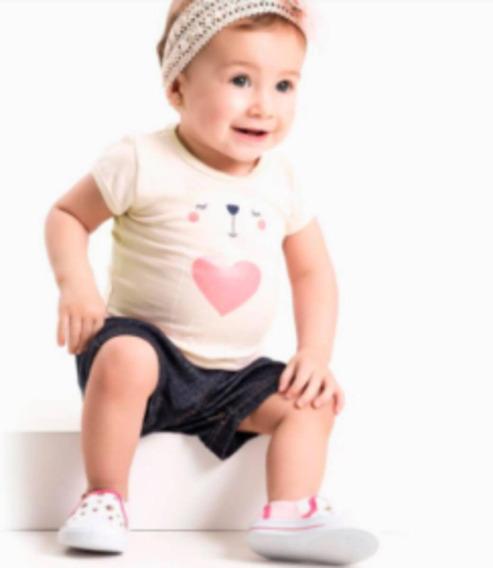 Promoção Blusinhas Bebês Meninas Por 15 Reais