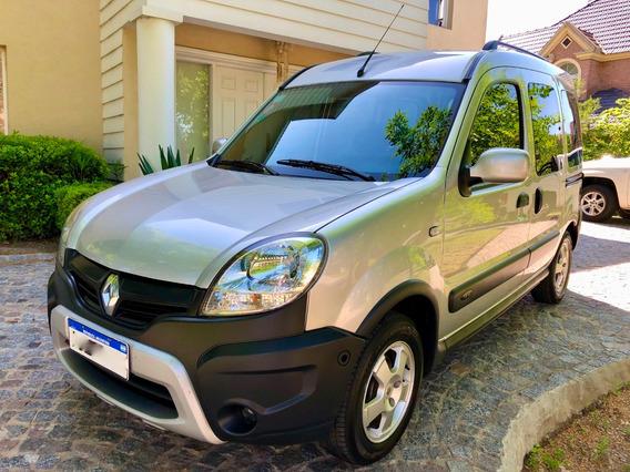 Renault Kangoo 1.6 Sportway - Año 2017 - Gnc 5ta Generacion