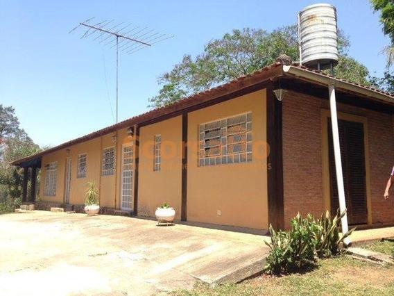 Chácara Residencial À Venda, Jardim Santa Luzia, Embu Das Artes. - Ch0094