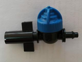 Fogger Válvula Antigoteo Pulverizador P/ Cabinas Sanitarias