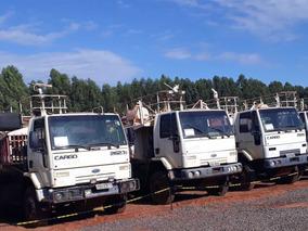 Caminhão Pipa - Cargo 2628e/2007 - Equip. Gascão 15.000 L