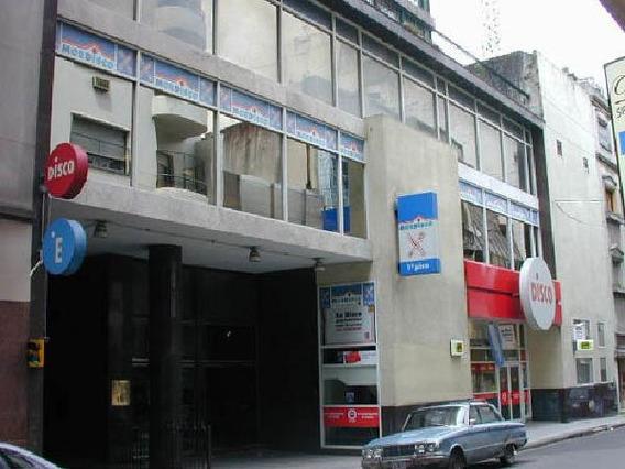 Monoambiente En Edificio En Torre-seguridad 24 Hs