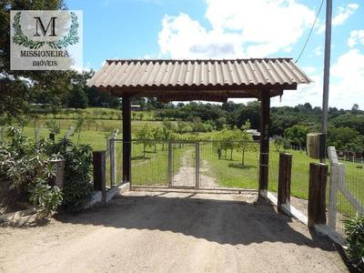 Chácara Residencial À Venda, Lomba Do Pinheiro, Viamão. - Ch0003
