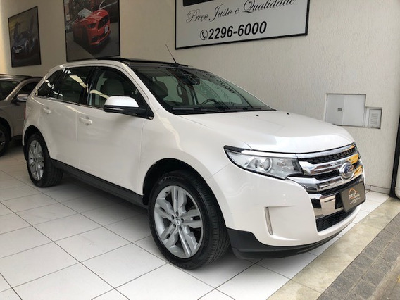 Ford Edge 3.5 Limited Awd V6 24v Gasolina 4p Automático 2013
