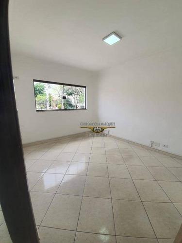 Sala Para Alugar, 60 M² Por R$ 1.500,00/mês - Jardim Vila Formosa - São Paulo/sp - Sa0049