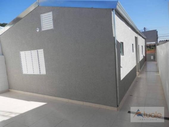 Casa Com 2 Dormitórios À Venda, 175 M² - Jardim João Paulo Ii - Sumaré/sp - Ca6330